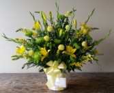 Oregon Duck Sympathy  Arrangement