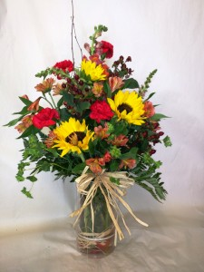 Oregon Trails Arrangement