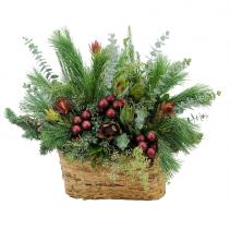 Organic Beauty Arrangement