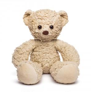Organic Cream Sherpa Bear from Bears for Humanity