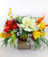 Organic Expressions Vase Arrangement
