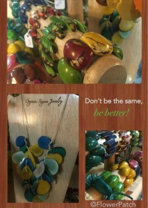 Organic Tagua Jewelry Gift in Gautier, MS | FLOWER PATCH