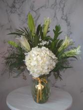 Oriental Lily fan