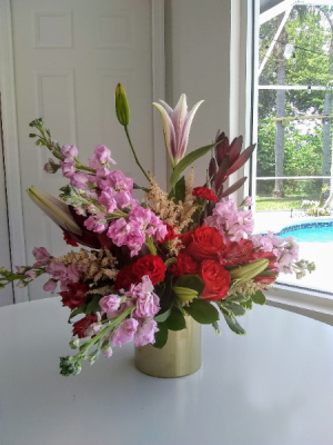 Oriental Lily Shine Luxury  in Delray Beach, FL   Greensical Flowers Gifts & Decor