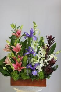 Oriental Wonders Floral Bouquet