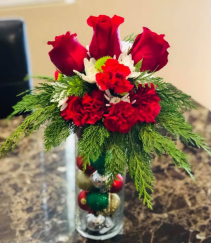 Ornament Galore Christmas