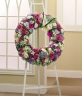 Our Circle of Love sympathy flowers