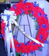 Our Fallen Vets. Wreath