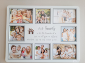 Our Family Frame Giftware