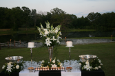 Outdoor Tablescape Wedding / Event