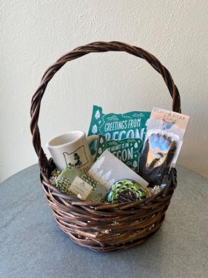 Outdoors Lovers Gift Basket in La Grande, OR | FITZGERALD FLOWERS