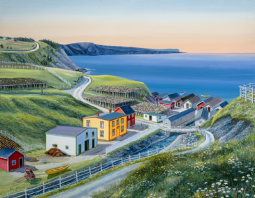 Outer Cove  Ed Roche Prints