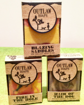 Outlaw Soap Co. Soap Set Gifts