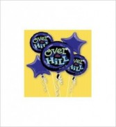 Over the Hill Balloon Bouquet ***SPECIAL PRICE***