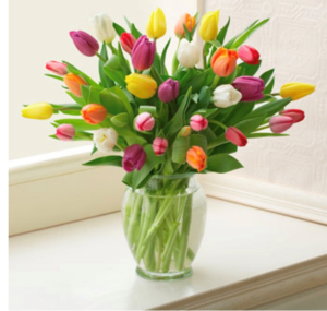 OVER THE RAINBOW / TULIPS APRIL  SPECIAL!! in Katy, TX | KD'S FLORIST & GIFTS