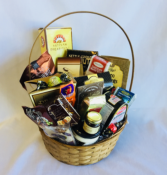 Over the Top Gourmet Gourmet Basket