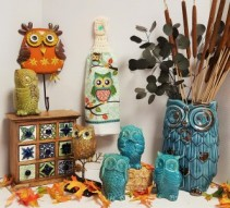 Owl Collection Gifts