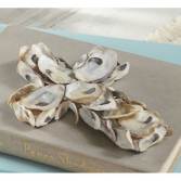 oyster shell cross