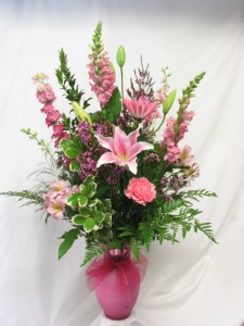 PINK PERFECTION  in Moore, OK | A New Beginning Florist