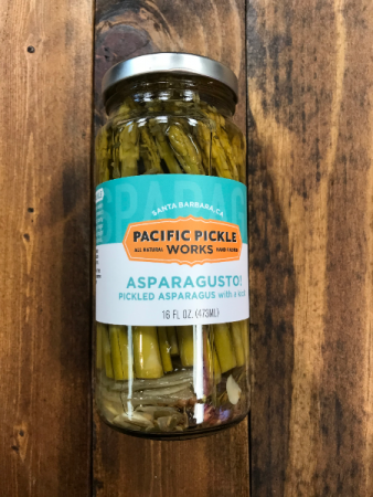 Pacific Pickle Works: Asparagusto