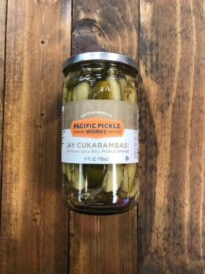 Pacific Pickle Works: Ay Cukarambas  in Yankton, SD   Pied Piper Flowers & Gifts
