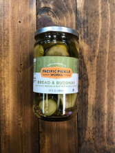 Pacific Pickle Works: Bread & Buddhas