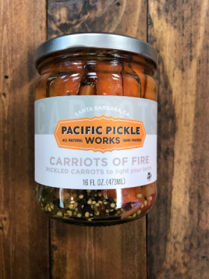 Pacific Pickle Works: Carriots of Fire  in Yankton, SD | Pied Piper Flowers & Gifts