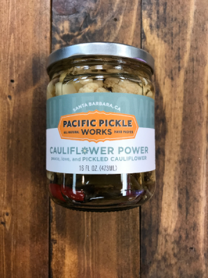 Pacific Pickle Works: Cauliflower Power  in Yankton, SD | Pied Piper Flowers & Gifts