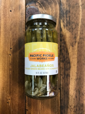Pacific Pickle Works: Jalabeanos  in Yankton, SD | Pied Piper Flowers & Gifts