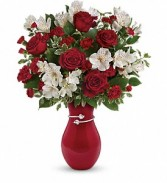 **SOLD OUT** Pair Of Hearts Bouquet Teleflora Arrangement