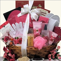 P&er Her Gift Basket Gift Set & Pamper Her Gift Basket Gift Set in Canon City CO - TOUCH OF LOVE ...