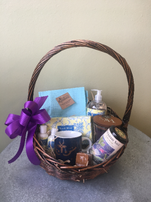 Pamper Me Basket  in La Grande, OR | FITZGERALD FLOWERS
