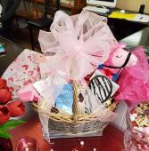 Pamper Me Gift Basket