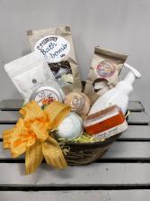 Pamper Me Basket Gift basket