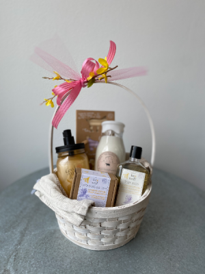 Pamper Me  Gift Basket in La Grande, OR | FITZGERALD FLOWERS
