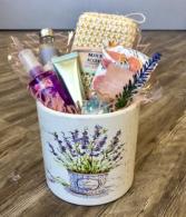 Pampered Lavender   Ceramic