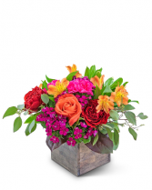 Panama Bloom Flower Arrangement