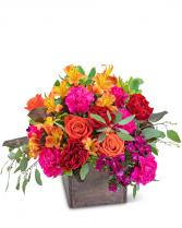 Panama Rainforest Flower Arrangement