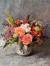 Paola Pot Fresh Flowers