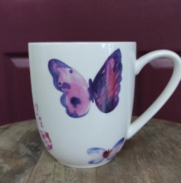 Papillion mug Mug