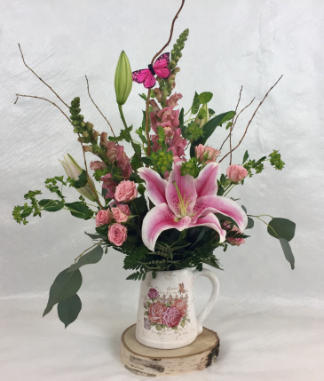 Papillon Arrangement