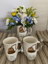 Par-tea with me Mixed designer's choice arrangement