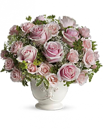 Parisian Pinks with Roses All Occasions