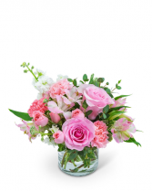 Parisian Wanderer Flower Arrangement