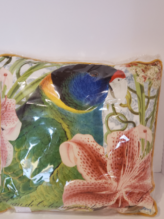 Parrot Cushion Giftware