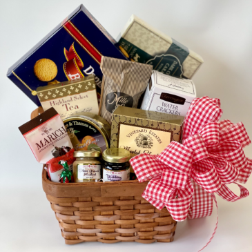 Party for Two Gourmet Basket Gift Basket
