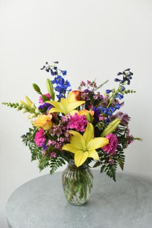 Party Starter  in La Grande, OR | FITZGERALD FLOWERS