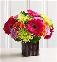 PARTY TIME BOUQUET Flower Arrangement in Burbank, CA | MY BELLA FLOWER