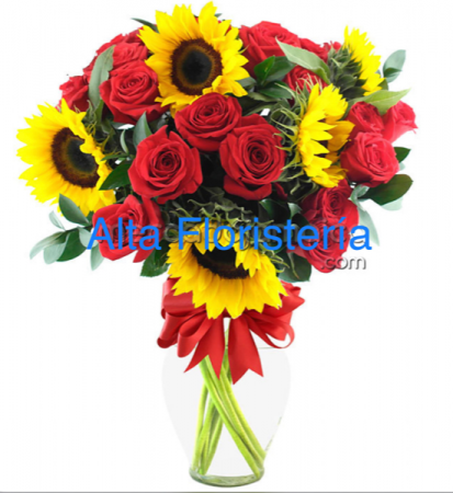 PASSION AND SUNFLOWER SPECIAL ORDEN