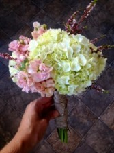 Passion Bridesmaids Bouquet
